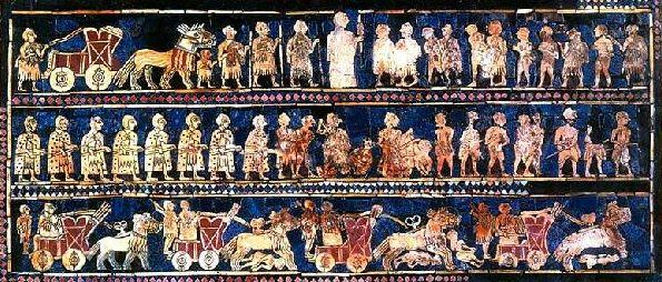 L'antica civiltà dei Sumeri  Le straordinarie invenzioni