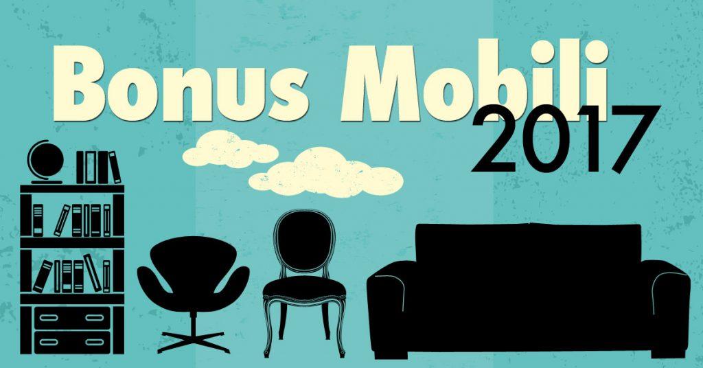 Bonus mobili la detrazione per mobili ed elettrodomestici for Bonus mobili 2017 prima casa
