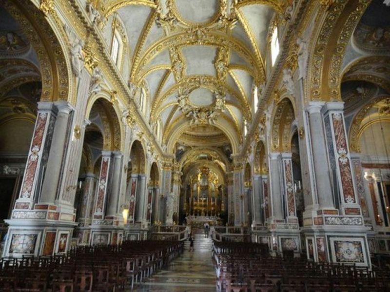 La Basilica dell'Abbazia di Montecassino