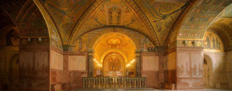 Abbazia di Montecassino, cripta